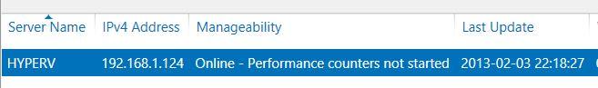 WinRM Error Windows Server 2012