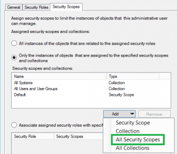SCCM Update Not Visible in the Console