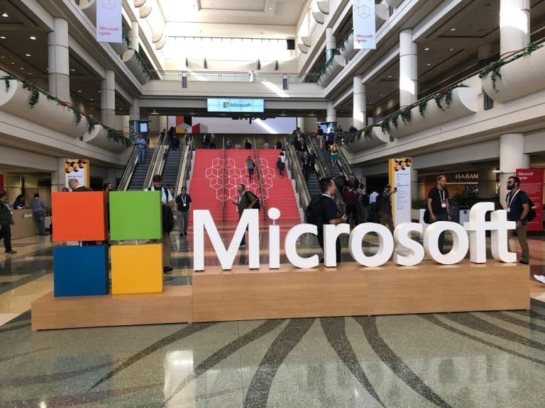 My notes and experiences from Microsoft Ignite 2018