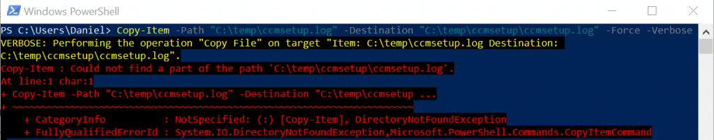 powershell copy file